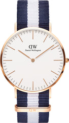 Daniel Wellington Watch Classic 40 Glasgow 40mm