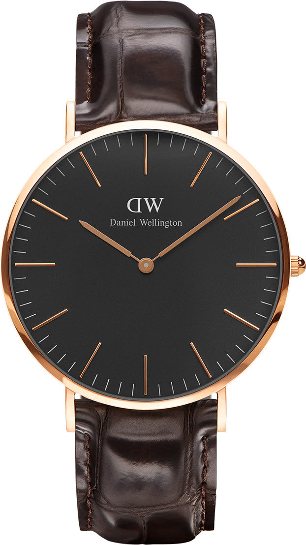 Daniel Wellington Watch Classic 40 York 40mm
