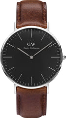 Daniel Wellington Watch Classic 40 Bristol 40mm