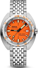 Doxa Watch SUB 1200T Professional Limited Edition Bracelet Pre-Order
