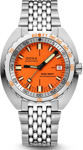 Doxa Watch Sub 300T Professional Bracelet