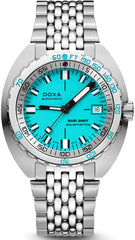 Doxa Watch Sub 300T Aquamarine Bracelet