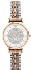 Emporio Armani Watch Gianni-T Bar Ladies
