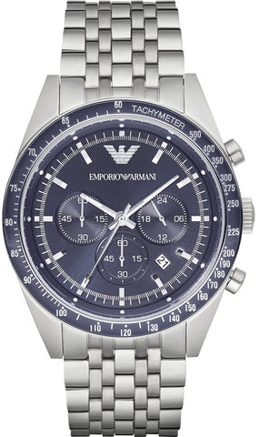 Emporio Armani Watch Tazio Mens