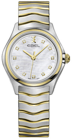 Ebel Watch Wave Ladies