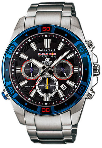 Casio Watch Edifice Red Bull Chronograph Limited Edition