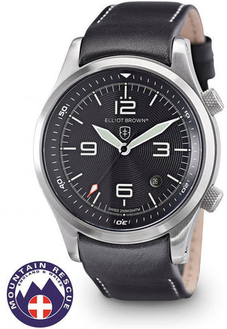 Elliot Brown Watch Canford Mountain Rescue Limited Edition