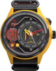 Electricianz Watch Electric Art Ammeter