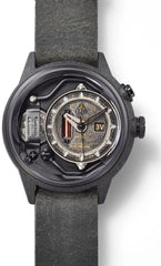 Electricianz Watch Electric Code Blackout Original Greyz
