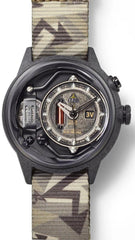 Electricianz Watch Electric Code Blackout Camoz