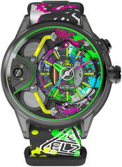 Electricianz Watch Electric Art Neon Z