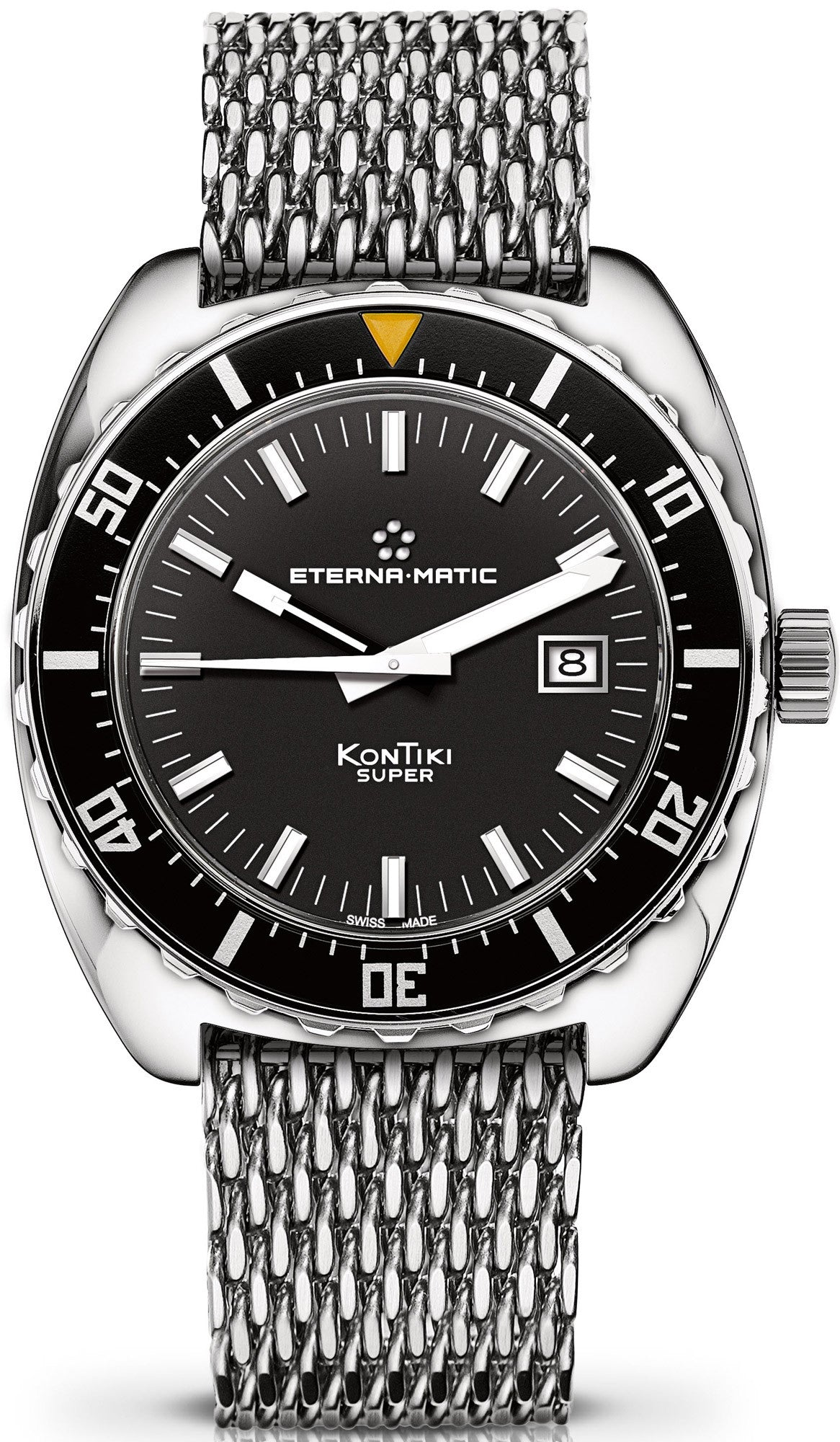 Eterna Watch Super KonTiki 1973 Limited Edition