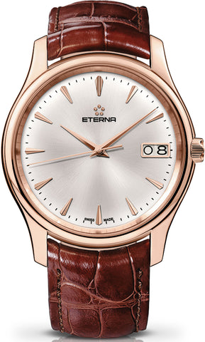 Eterna Watch Vaughan Big Date
