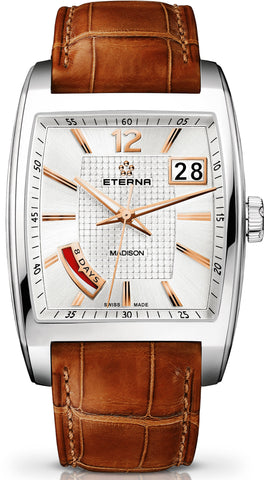 Eterna Watch Madison Eight Days
