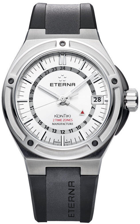 Eterna Watch Royal KonTiki GMT