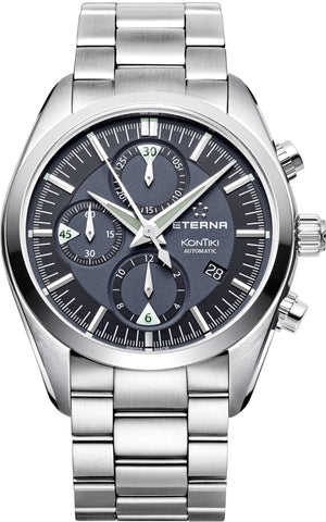 Eterna Watch KonTiki Chronograph