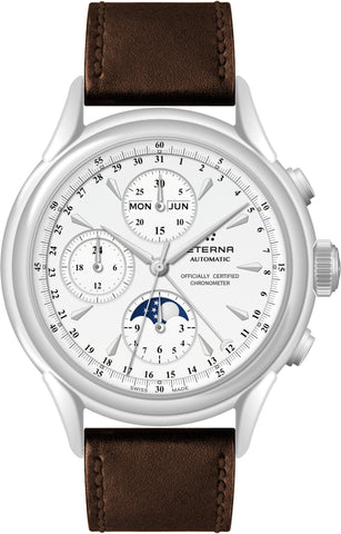 Eterna Watch Heritage 1948 Gent Chronograph