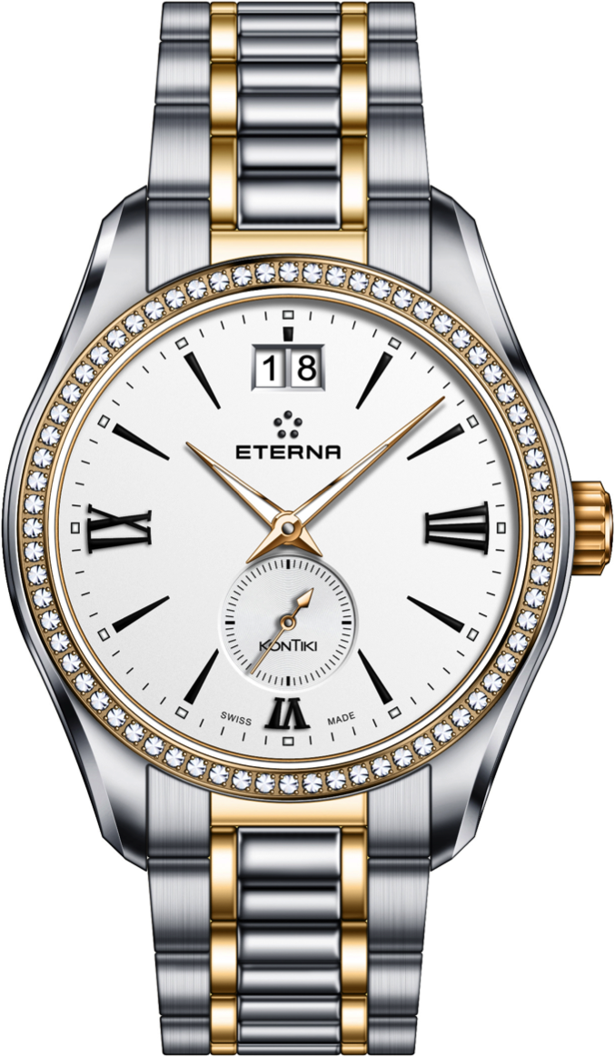 Eterna Watch Kontiki Lady Quartz