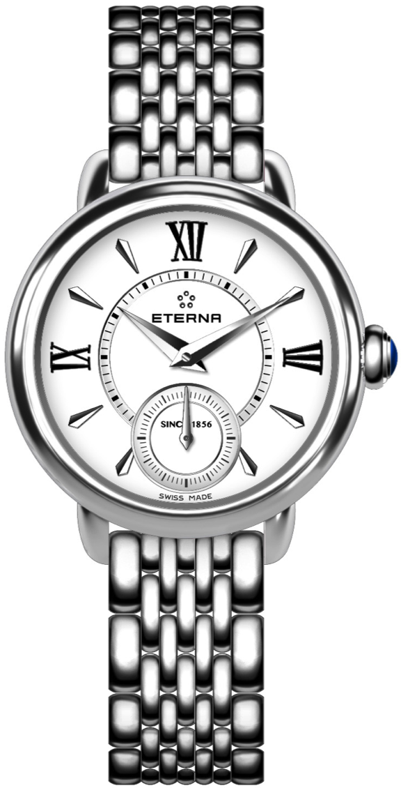 Eterna Watch Lady Eterna Quartz Small Second