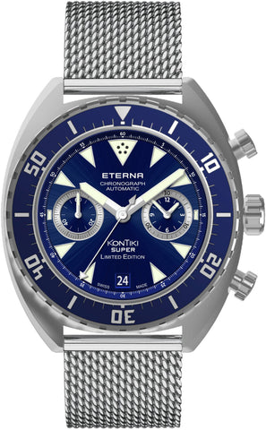 Eterna Watch Super Kontiki Chrono Manufacture