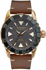 Eterna Watch KonTiki Bronze Limited Edition Pre-Order