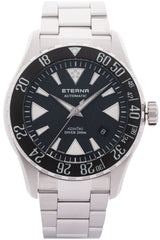 Eterna Watch KonTiki Diver Gent Black
