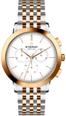 Eterna Watch Eternity Chronograph Quartz