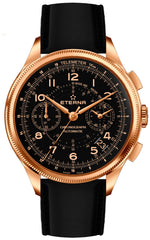 Eterna Watch Heritage Bronze Telemeter Flyback Chrono Limited Edition