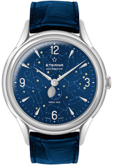 Eterna Watch Heritage Moonphase Manufacture