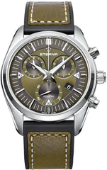 Eterna Watch KonTiki Chronograph Khaki