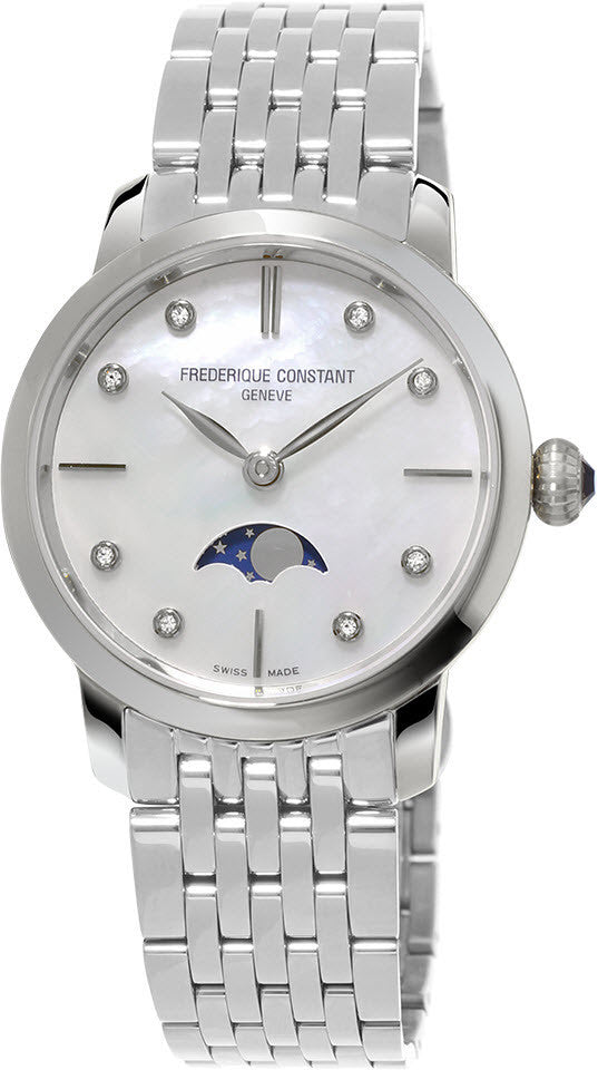 Frederique Constant Watch Slimline Moonphase
