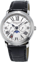 Frederique Constant Watch Classics Business Timer