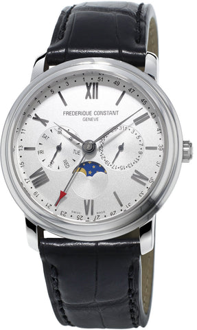 Frederique Constant Watch Classics Business Timer D