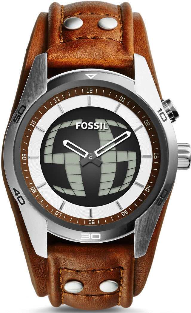 Fossil Watch Coachman Mens