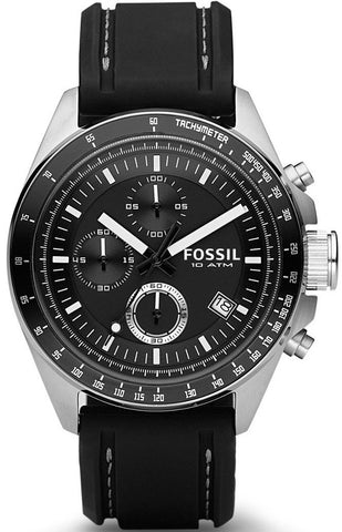Fossil Watch Decker Mens