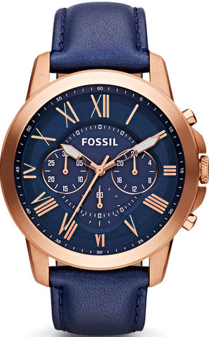 Fossil Watch Grant Gents D