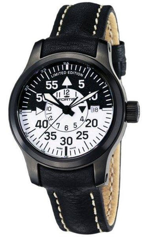 Fortis B-42 Flieger Black Cockpit Limited Edition D