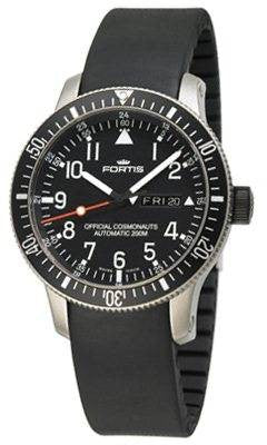 Fortis B-42 Official Cosmonauts Day Date Titanium D