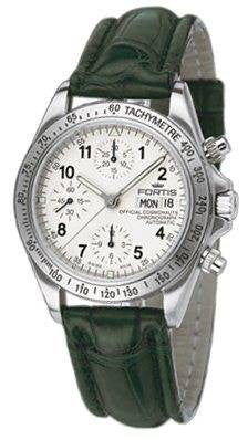 Fortis Official Cosmonauts Chronograph D
