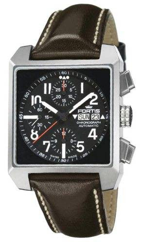 Fortis Square Chronograph D