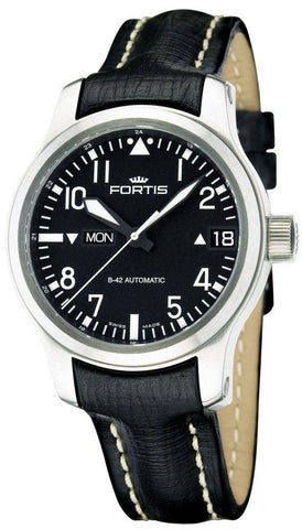 Fortis B-42 Flieger Big Date Steel D