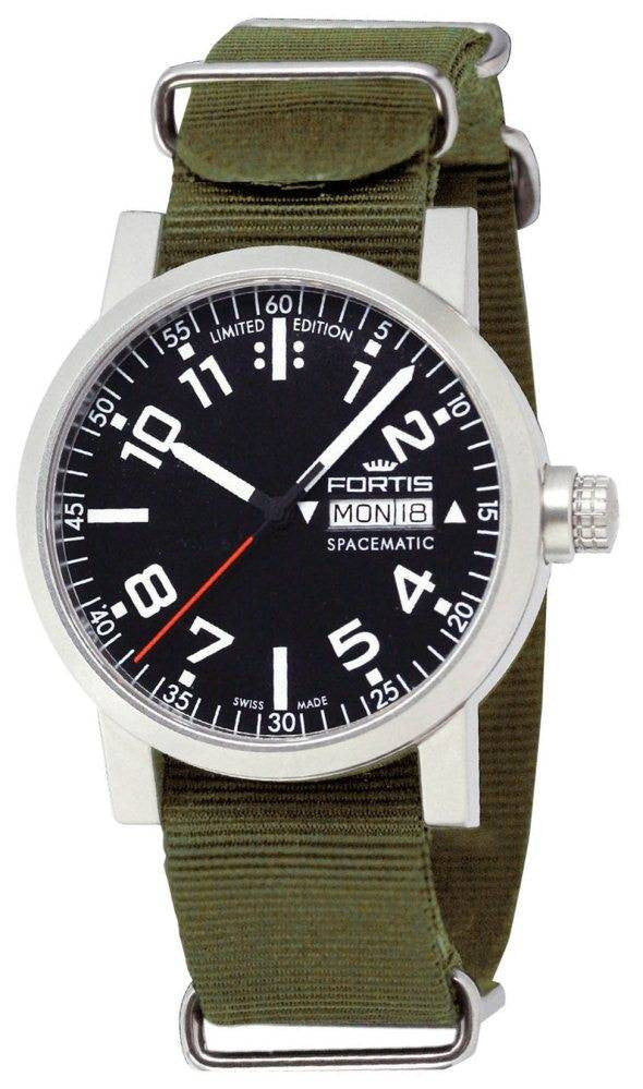 Fortis Limited Edition Spacematic D
