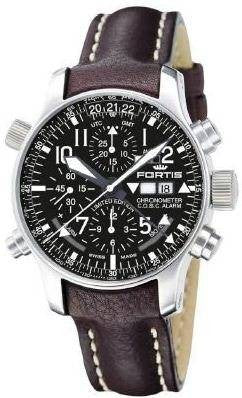 Fortis F-43 Flieger Black Label D