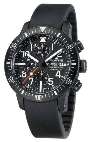 Fortis B-42 Official Cosmonauts Chronograph D