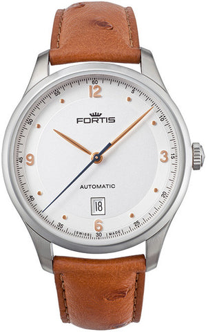 Fortis Watch Terrestis Tycoon Date A.M.