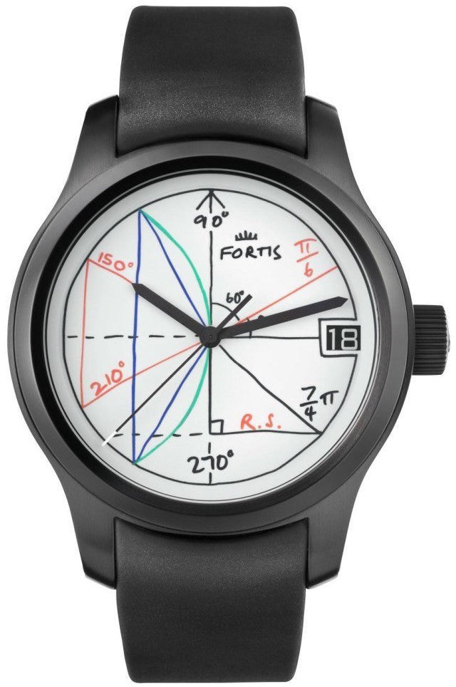 Fortis Watch Terrestis 2pi Rolf Sachs Limited Edition