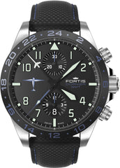 Fortis Watch Aviatis Dornier GMT