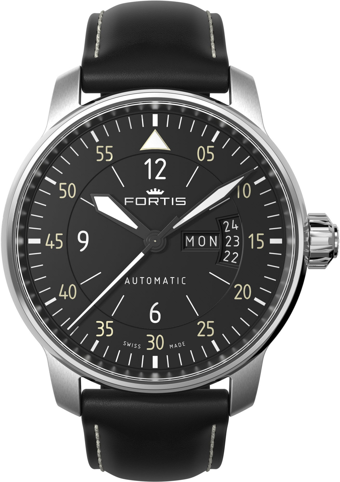 Fortis Watch Aviatis Cockpit One