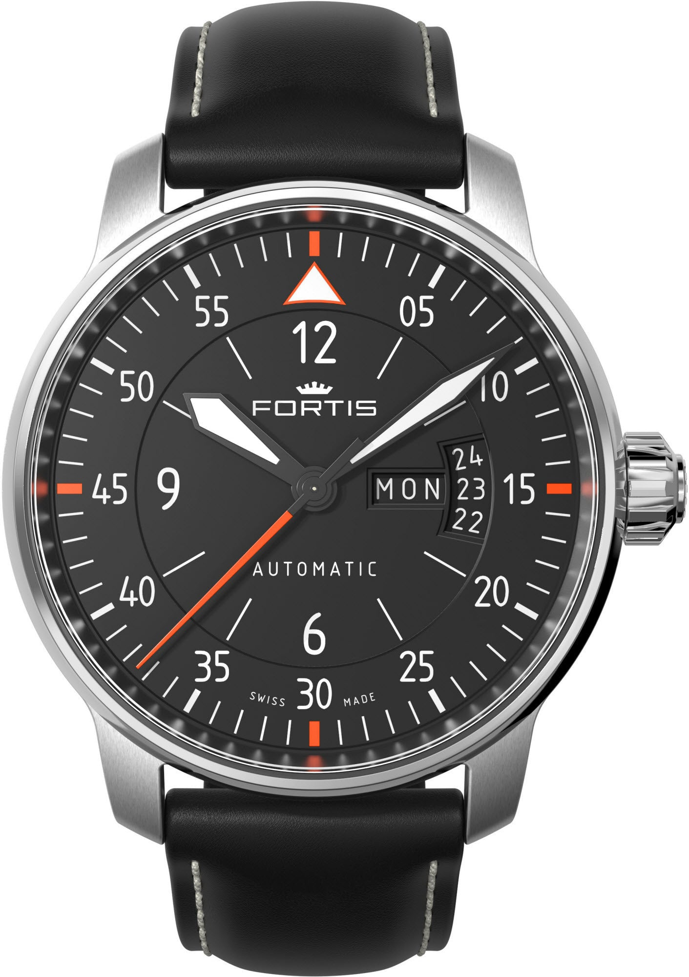 Fortis Watch Aviatis Cockpit Two