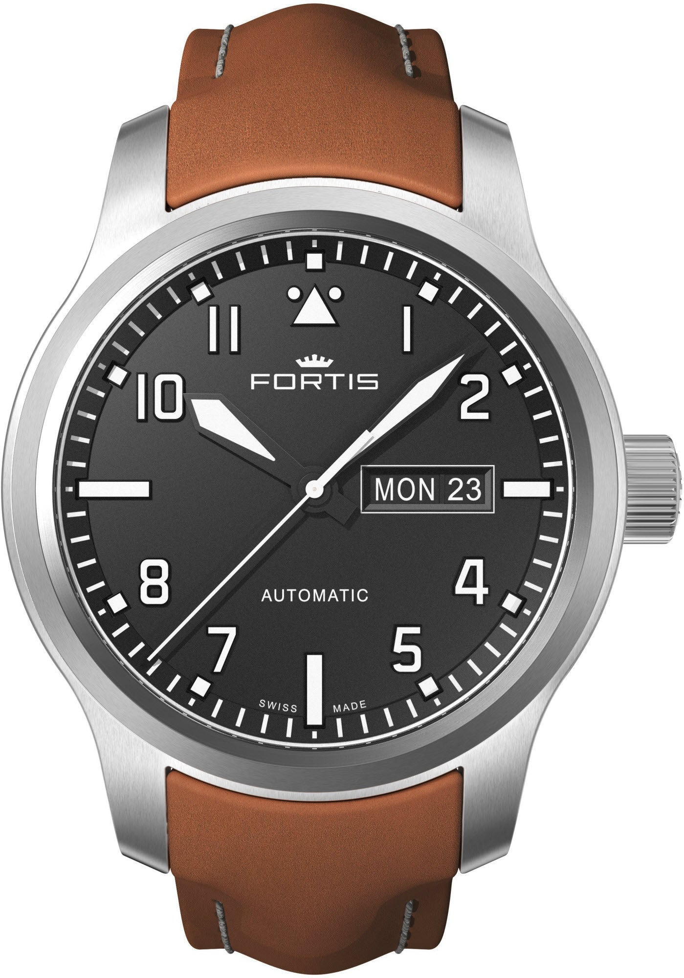 Fortis Watch Aviatis Aeromaster Steel